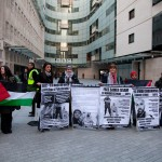 BBC hunger strike demo 2