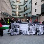 BBC hunger strike demo 2