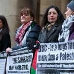 BBC hunger strike demo 3